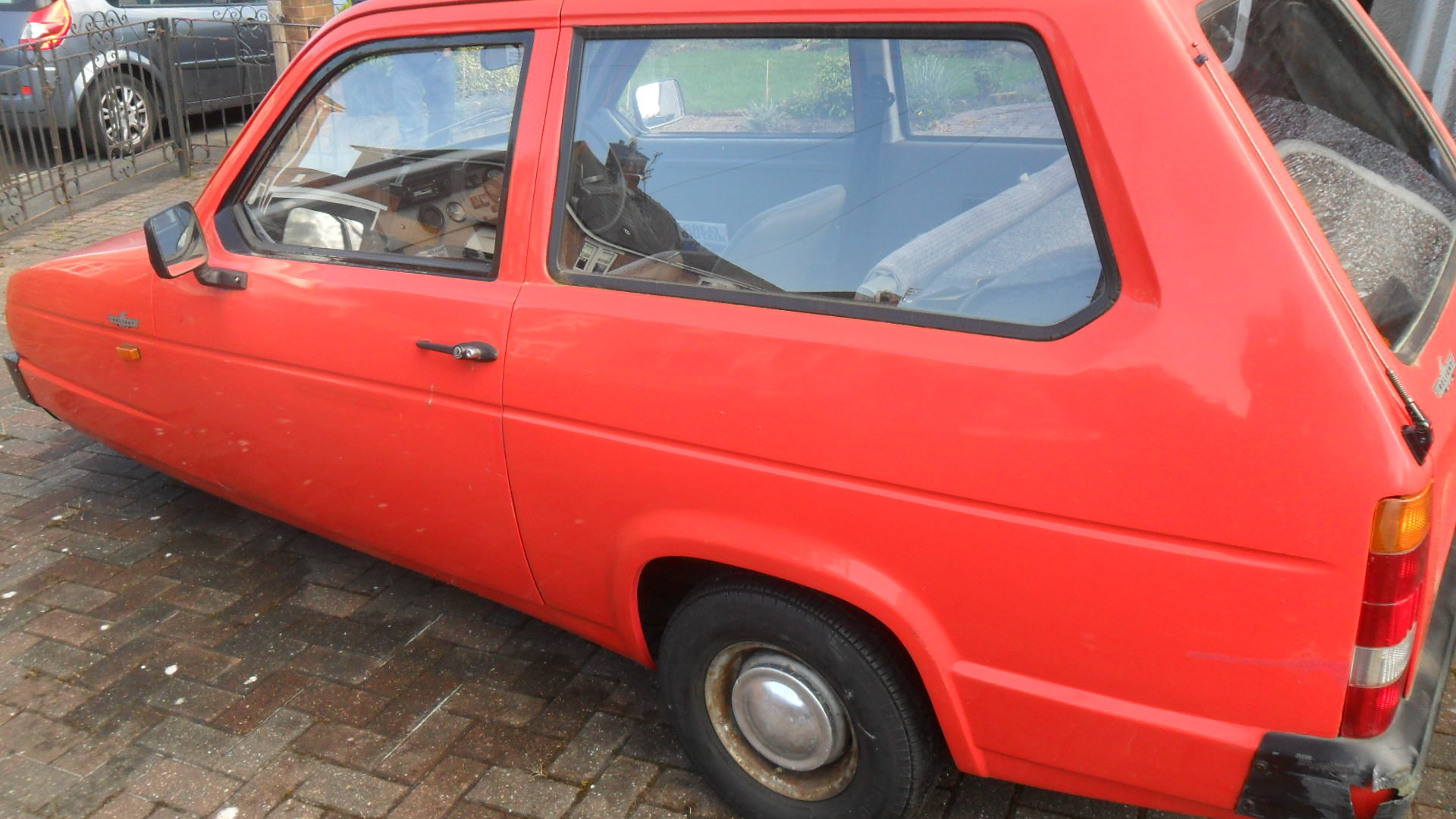Reliant Robin LX Mk2 1993 SOLD (picture 5 of 6)