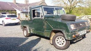 1984 JIMP - A very rare PK Manufacturing/Reliant Jimp. For Sale