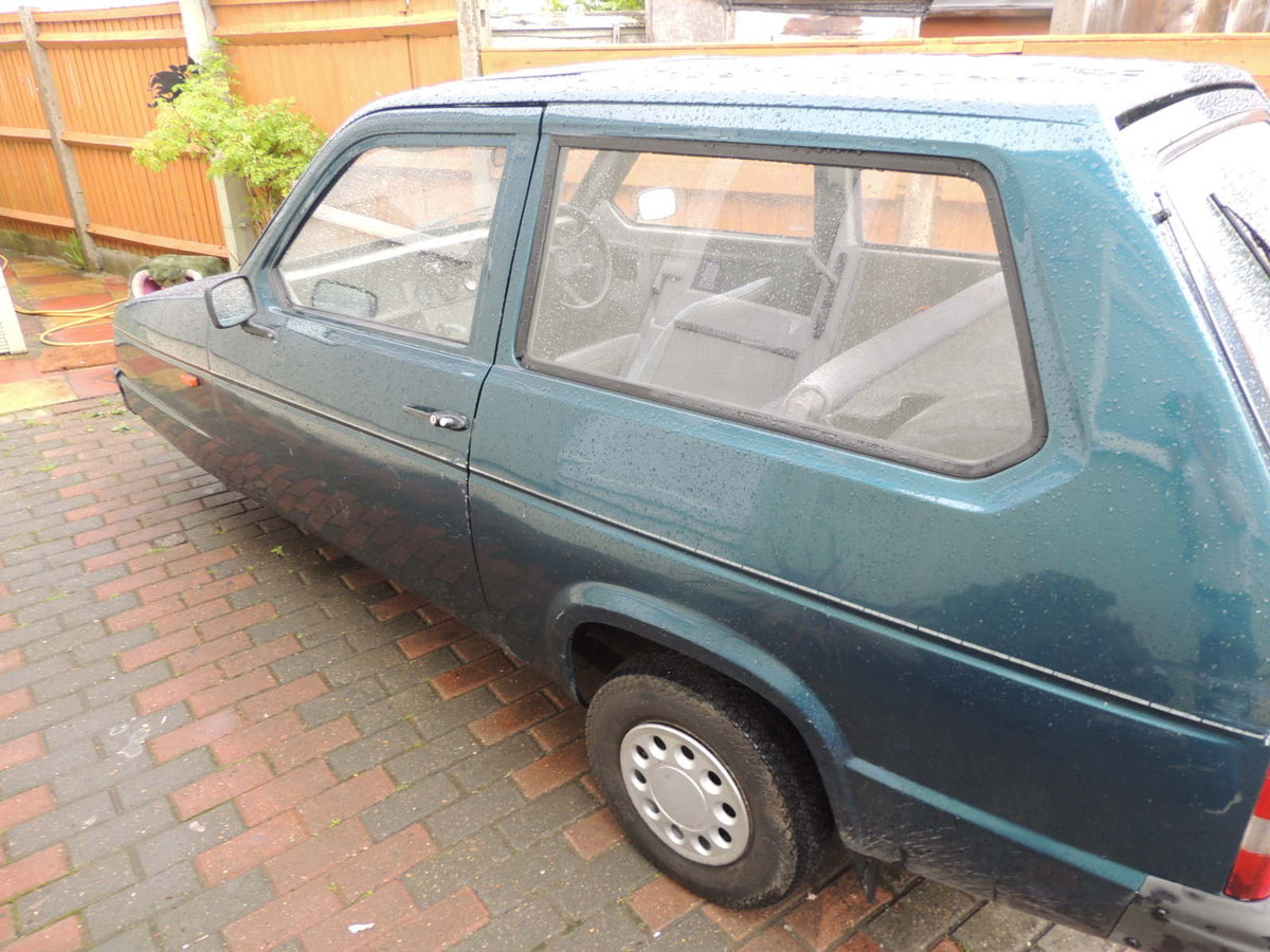 1994 Reliant robin all original used daily original SOLD (picture 2 of 6)