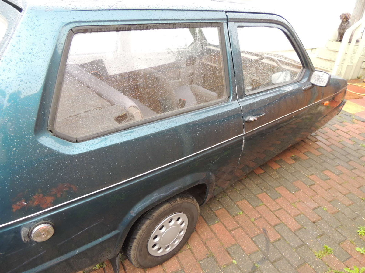 1994 Reliant robin all original used daily original SOLD (picture 3 of 6)