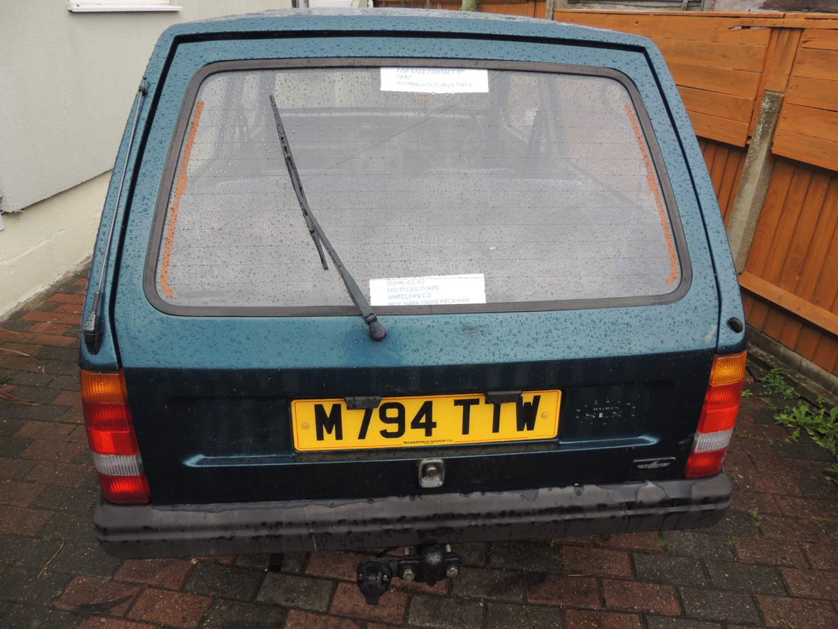 1994 Reliant robin all original used daily original SOLD (picture 4 of 6)