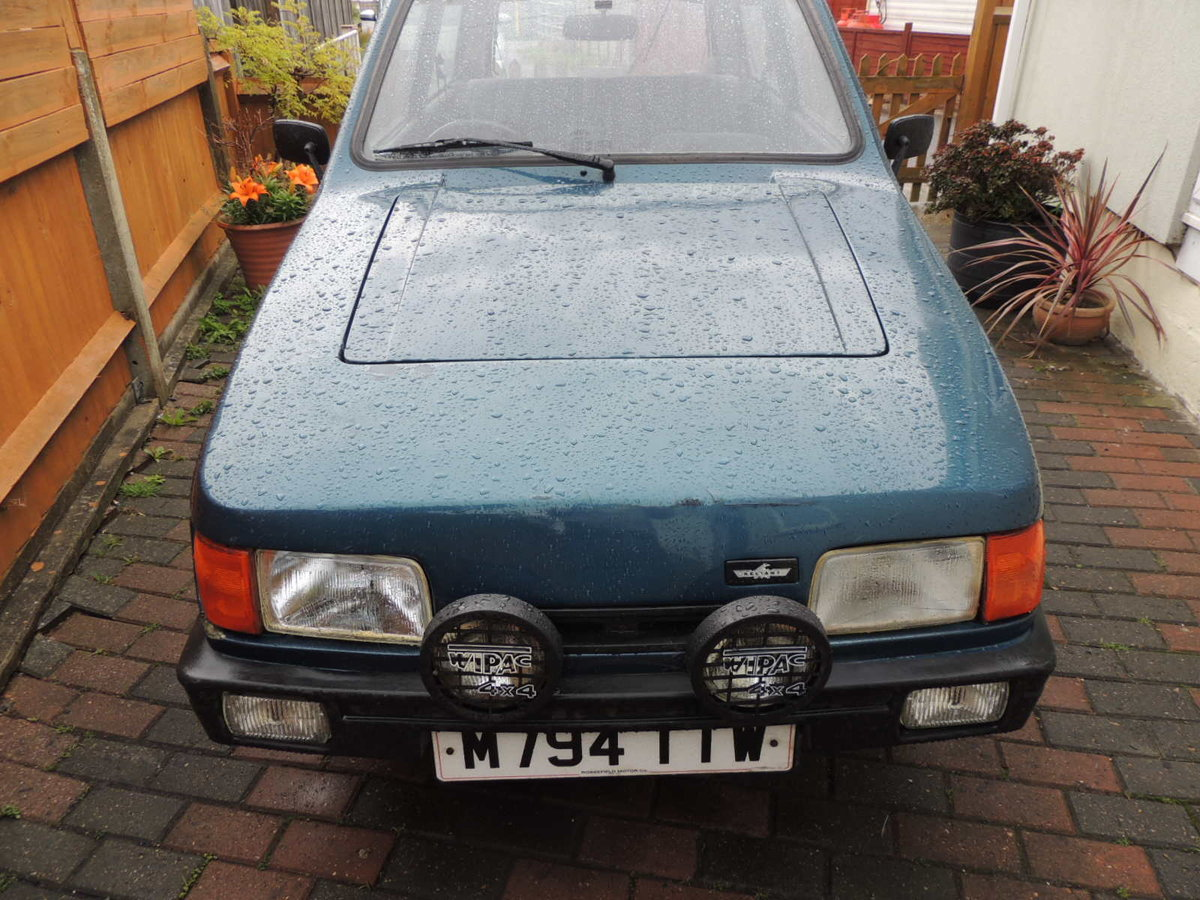 1994 Reliant robin all original used daily original SOLD (picture 5 of 6)