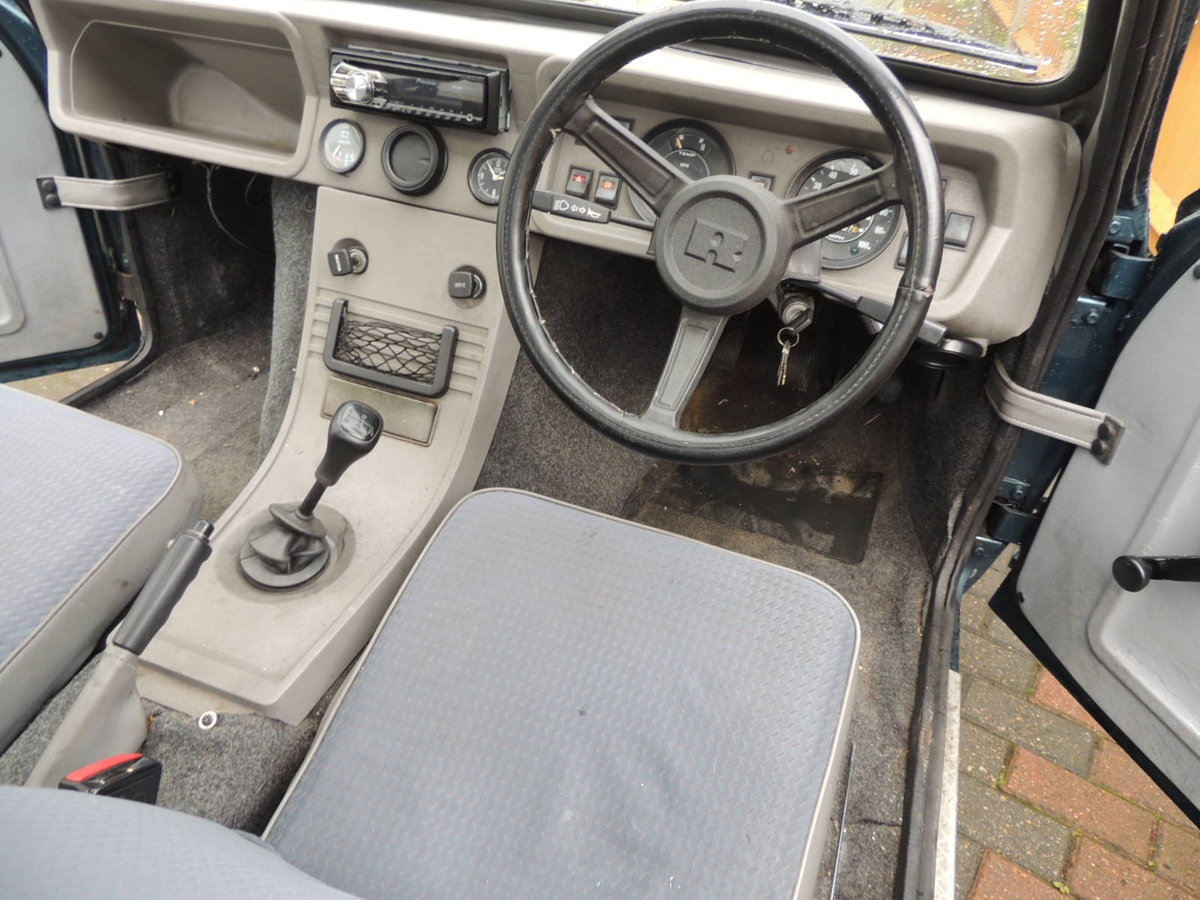 1994 Reliant robin all original used daily original SOLD (picture 6 of 6)