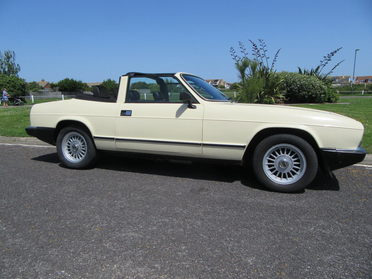 1985 Scimitar GTC - Barons Tuesday 16th July 2019 SOLD by Auction (picture 1 of 1)