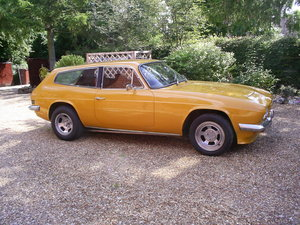 Reliant scimitar gte classic towcar For Sale