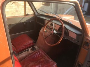 1966 Relaint Regal Saloon For Sale