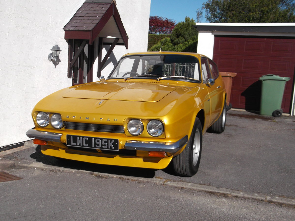 Reliant Scimitar GTE  For Sale (picture 1 of 6)