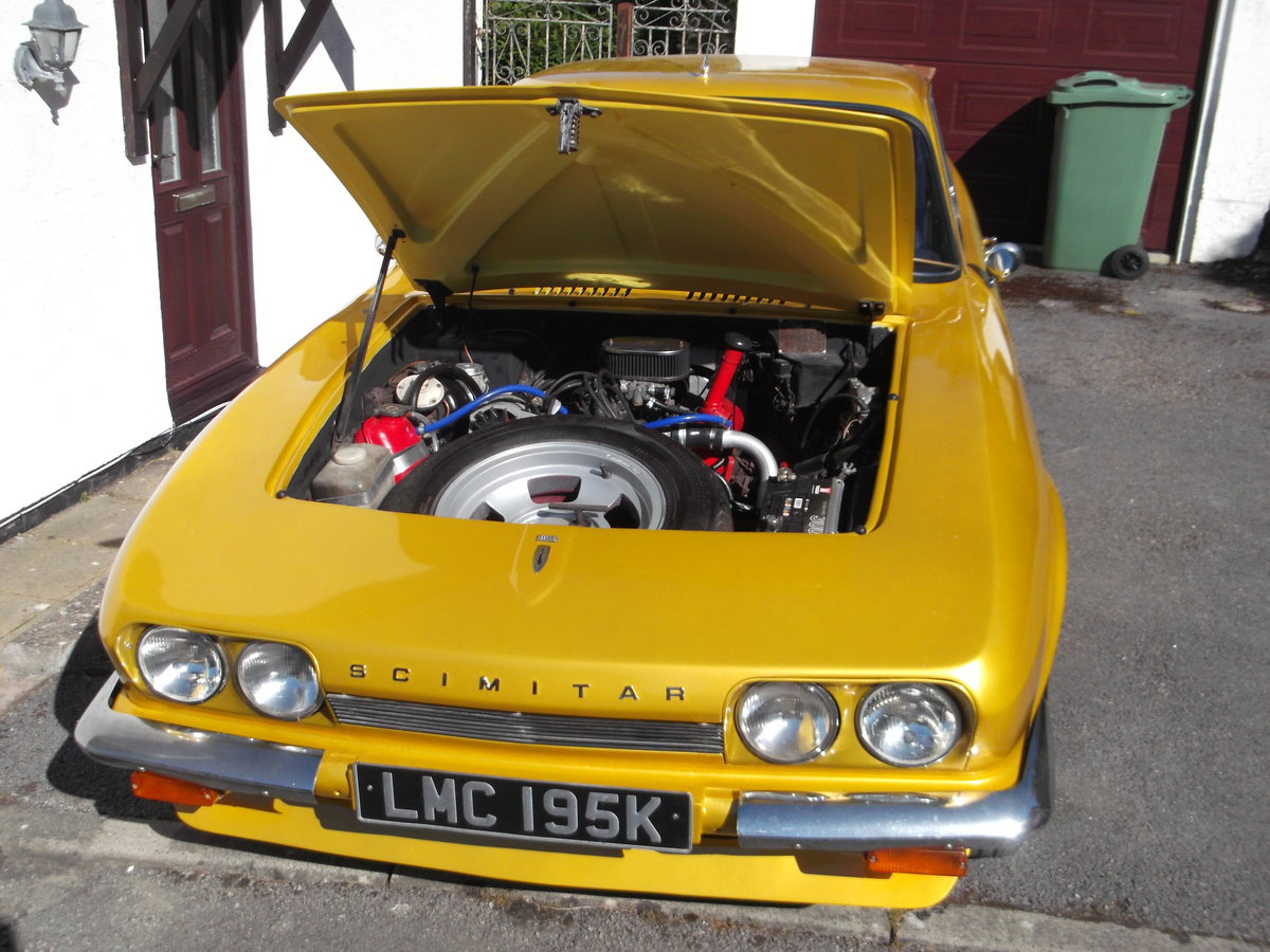 Reliant Scimitar GTE  For Sale (picture 2 of 6)
