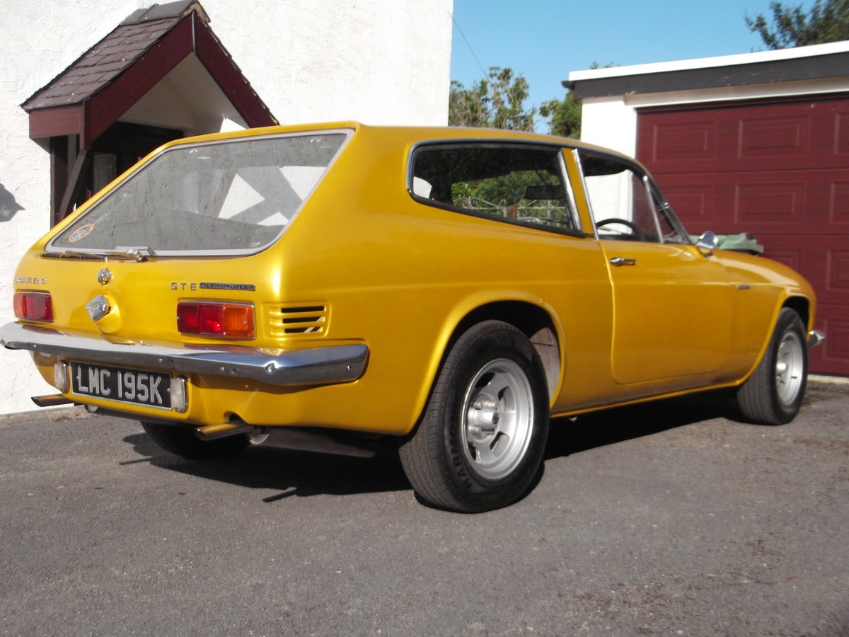 Reliant Scimitar GTE  For Sale (picture 3 of 6)