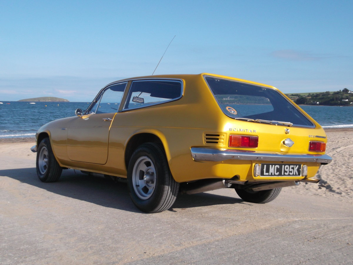 Reliant Scimitar GTE  For Sale (picture 4 of 6)