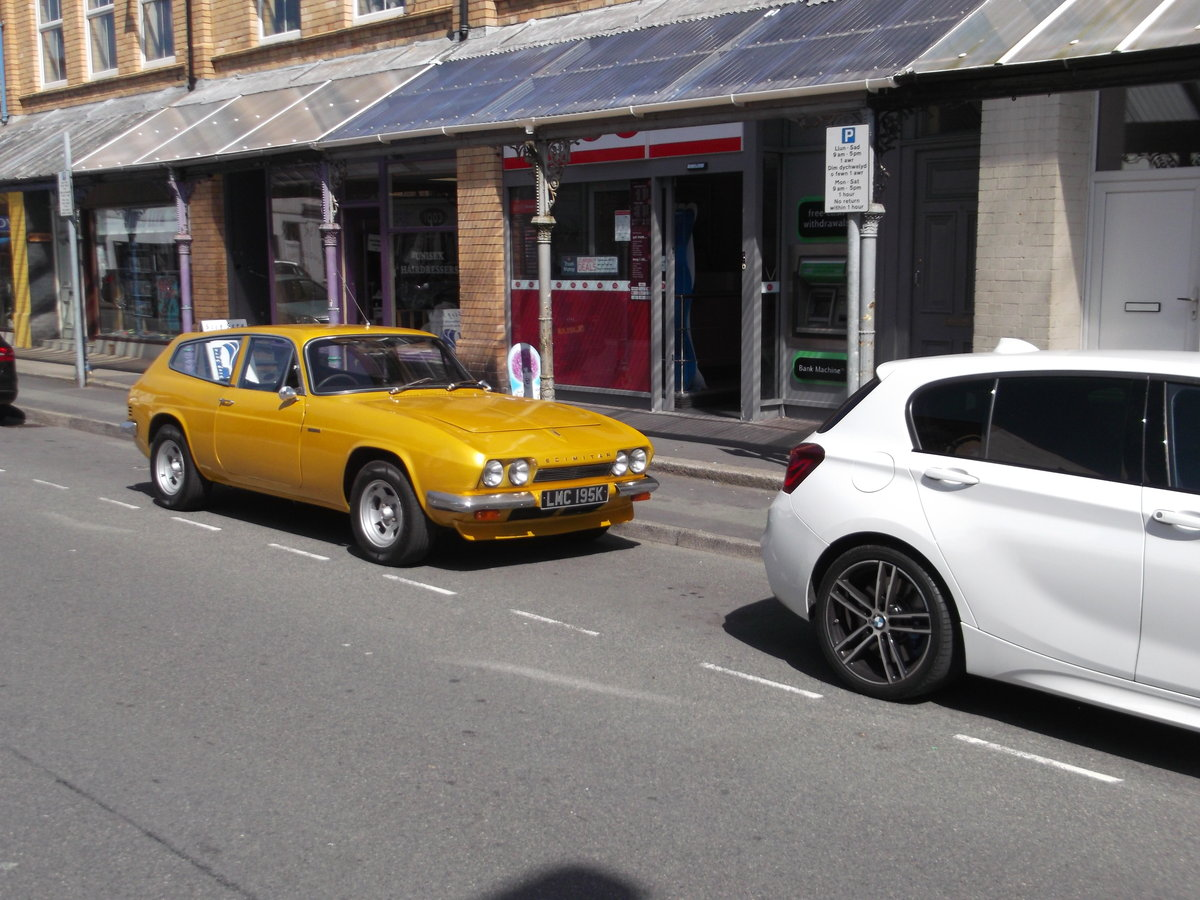 Reliant Scimitar GTE  For Sale (picture 6 of 6)