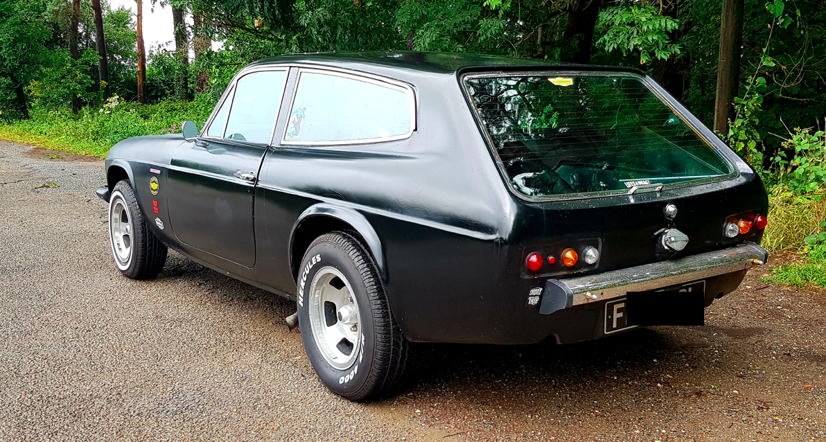 1973 Reliant Scimitar GTE For Sale (picture 2 of 6)