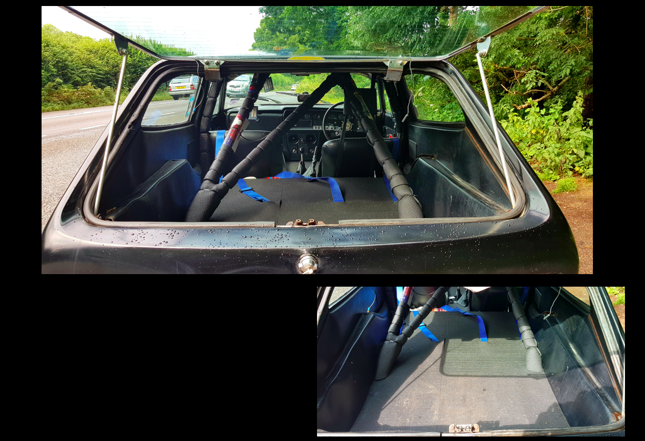 1973 Reliant Scimitar GTE For Sale (picture 3 of 6)