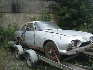 1968 reliant simiter barn find For Sale