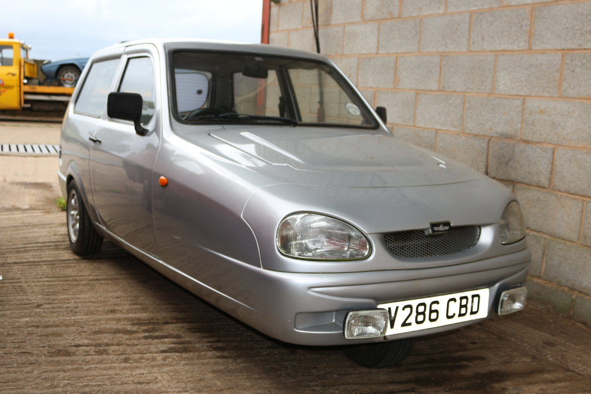 2000 Reliant Robin MK3 low miles very clean For Sale (picture 1 of 1)