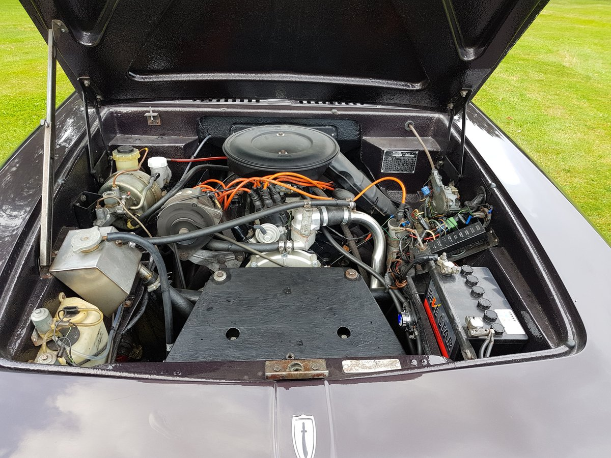 1975 Scimitar GTE 5a For Sale (picture 4 of 6)