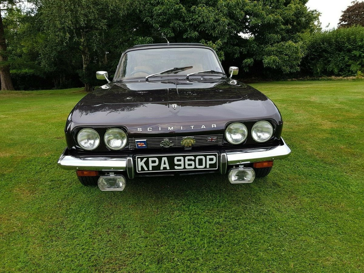1975 Scimitar GTE 5a For Sale (picture 5 of 6)