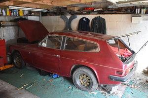 Lot 2 - A 1975 Reliant Scimitar GTE - 11/09/2019 For Sale by Auction