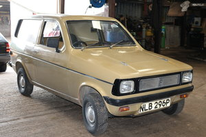 1976 Reliant Kitten van (Estate) tax+Mot exempt B1 commercial