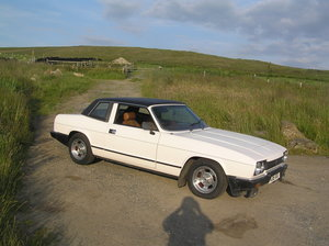 1980 Reliant Scimitar GTC Automatic For Sale