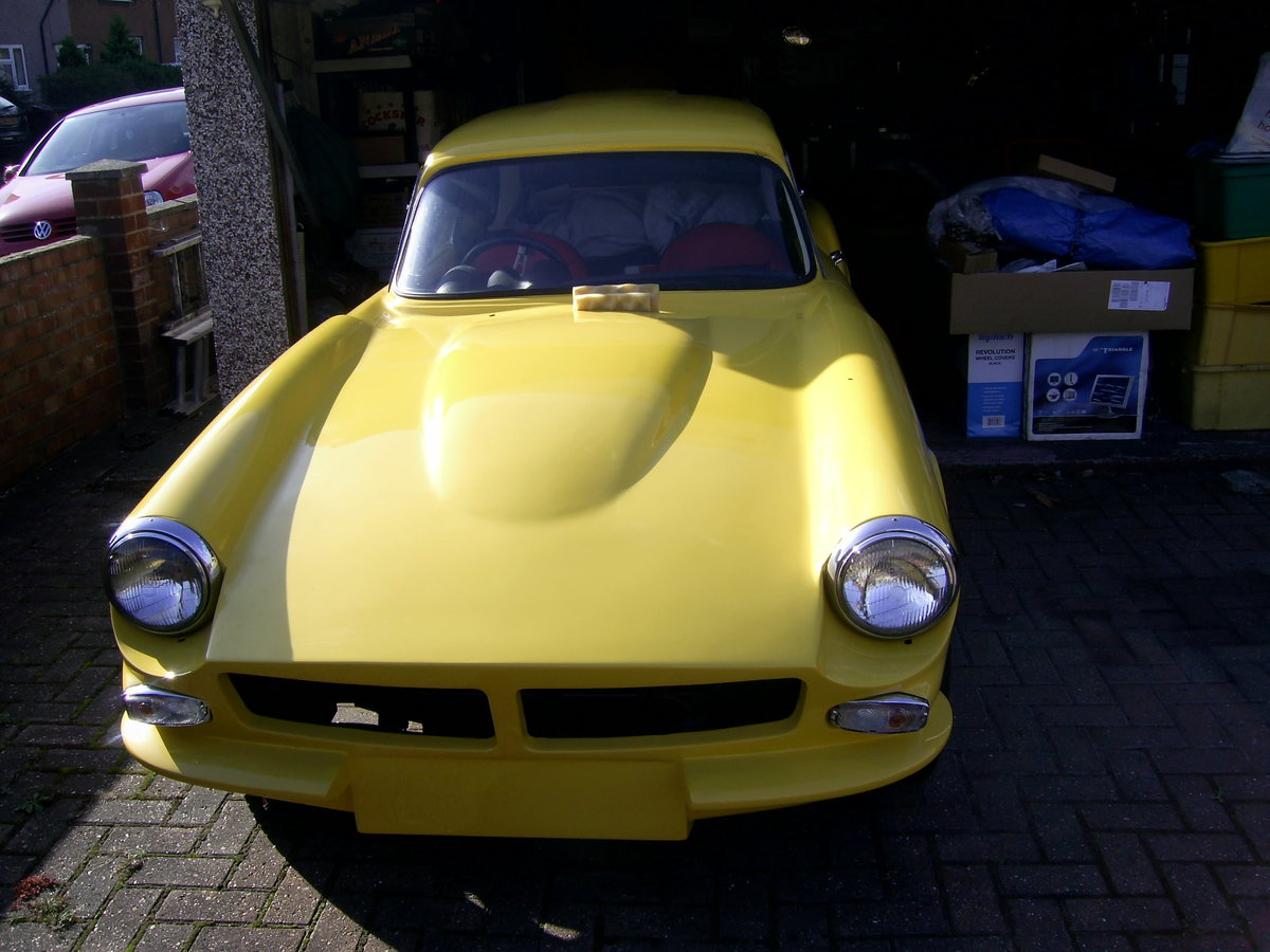 1965 RELIANT SABRE SIX STALLED PROJECT SOLD (picture 1 of 6)