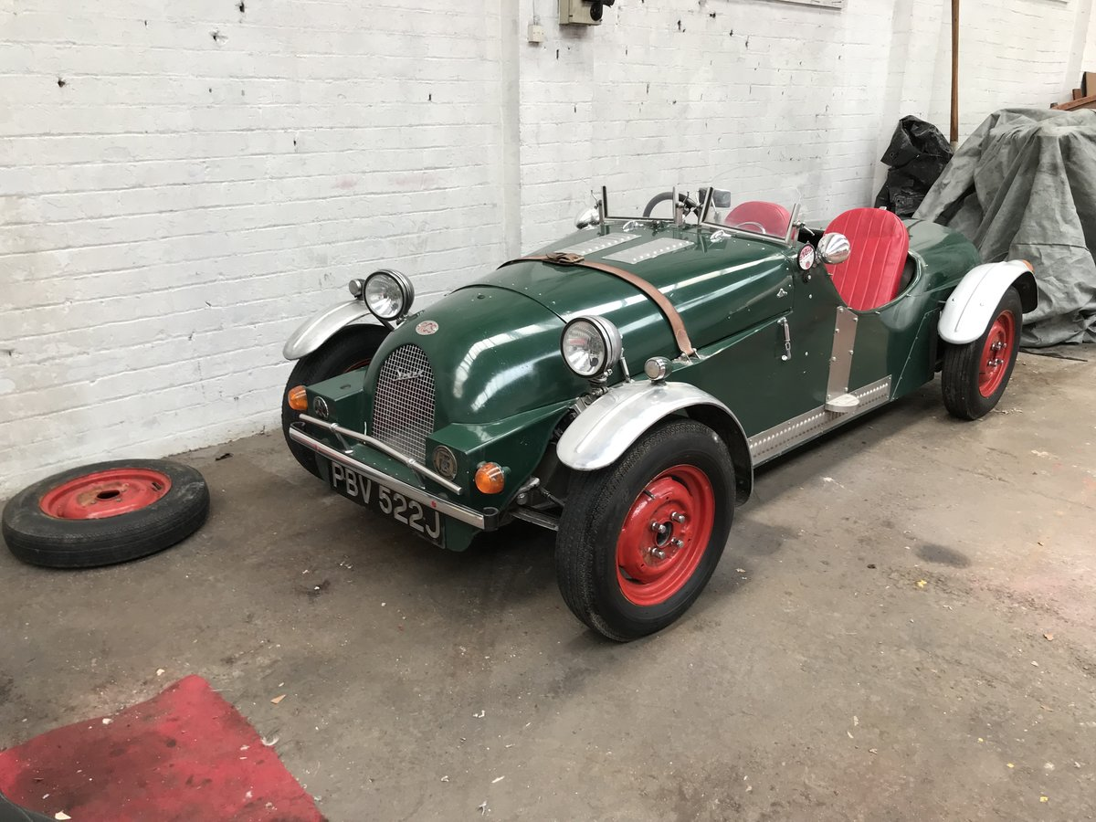 1971 PROTOTYPE 850cc Roadster NOT Kit Car Replica For Sale (picture 1 of 6)