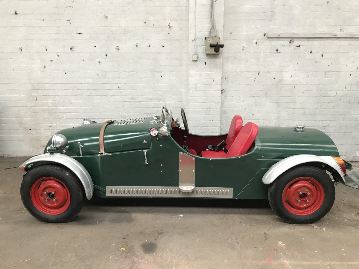1971 PROTOTYPE 850cc Roadster NOT Kit Car Replica For Sale (picture 2 of 6)