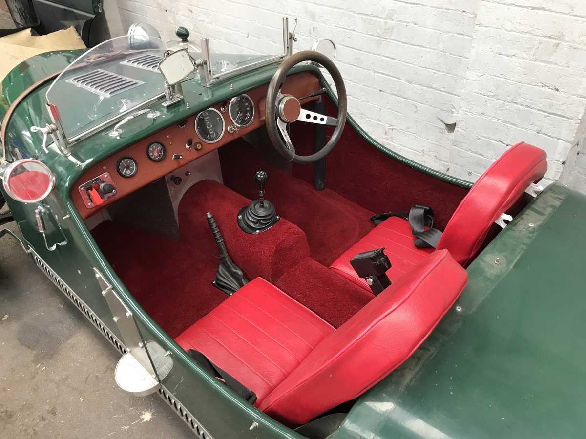 1971 PROTOTYPE 850cc Roadster NOT Kit Car Replica For Sale (picture 3 of 6)