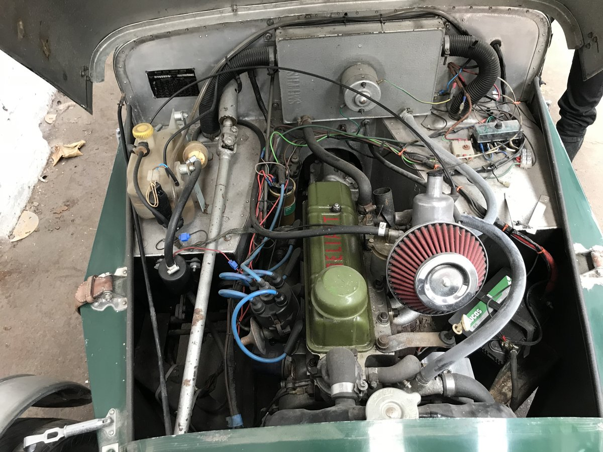 1971 PROTOTYPE 850cc Roadster NOT Kit Car Replica For Sale (picture 4 of 6)