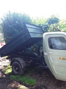 1988 Relant Ant Tipper Truck