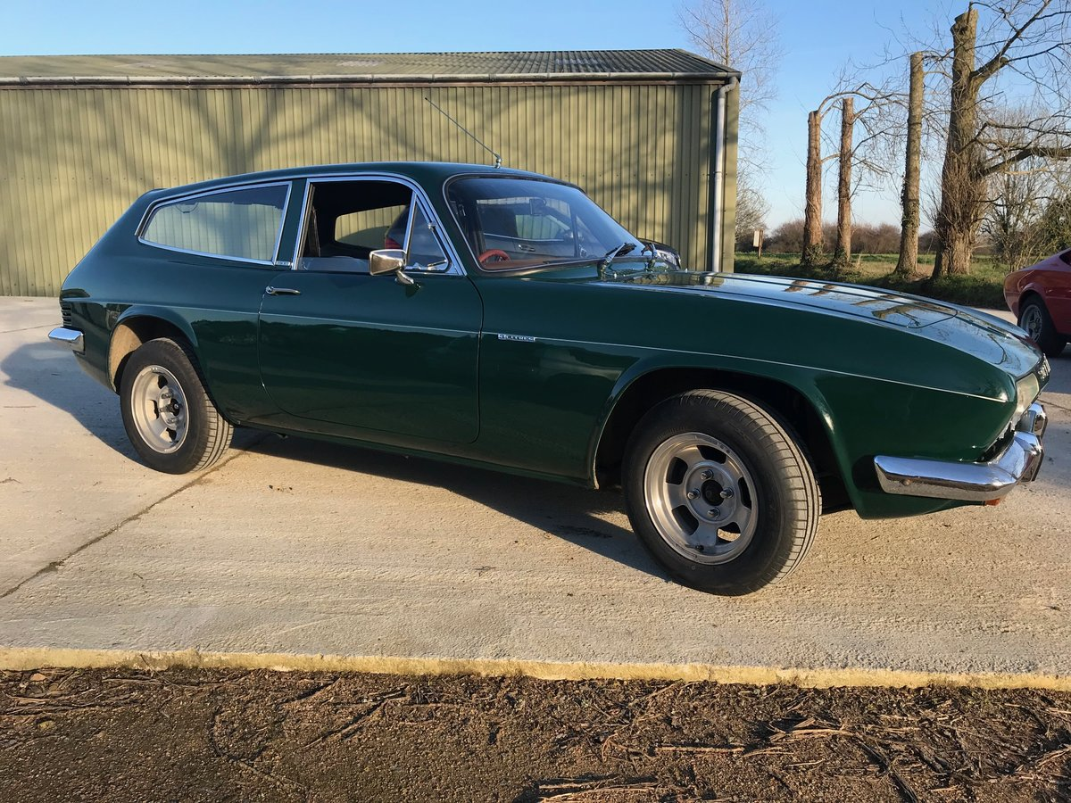 1971 Reliant Scimitar GTE S5 with significant restoration of £15K For Sale (picture 1 of 6)