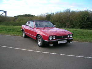 1980 Scimitar GTC Automatic Convertible