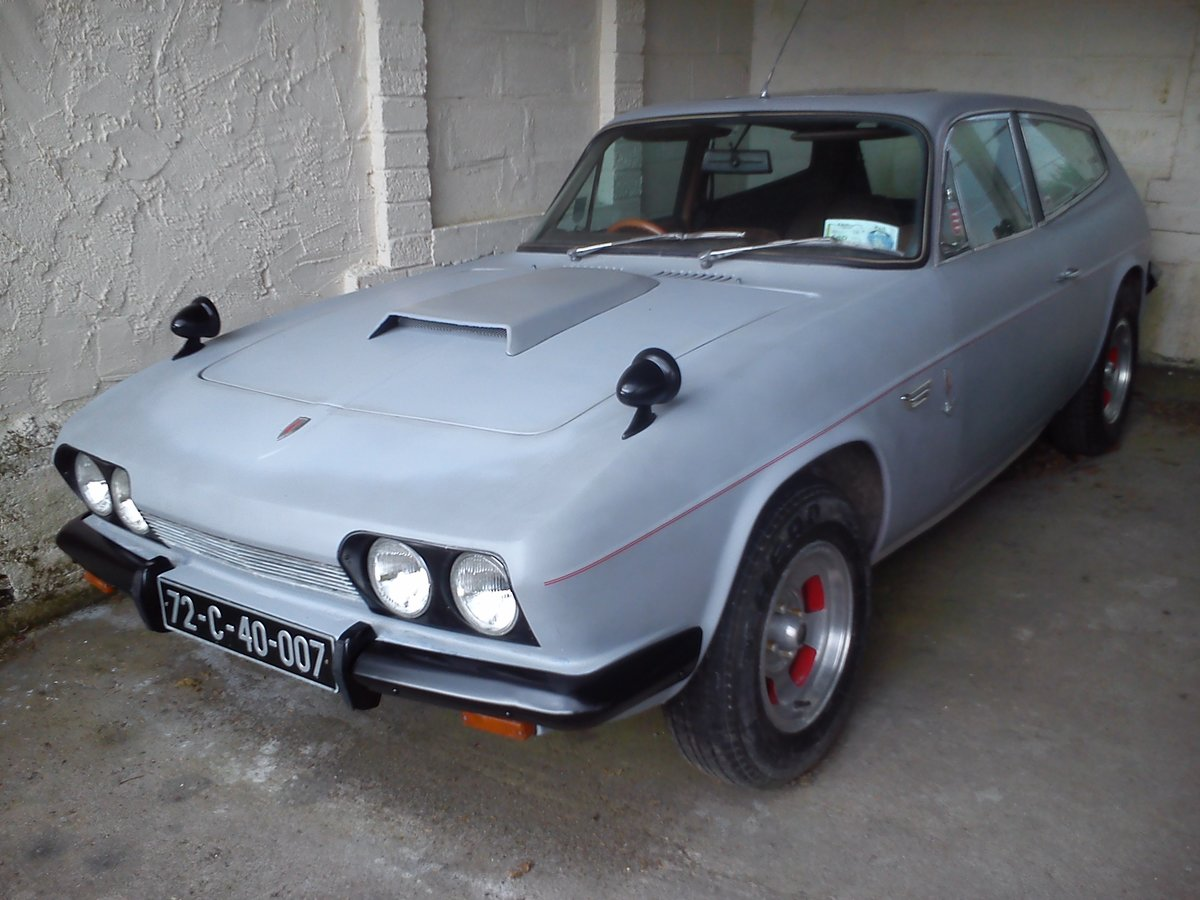 1972 Reliant Scimitar GTE For Sale (picture 1 of 6)