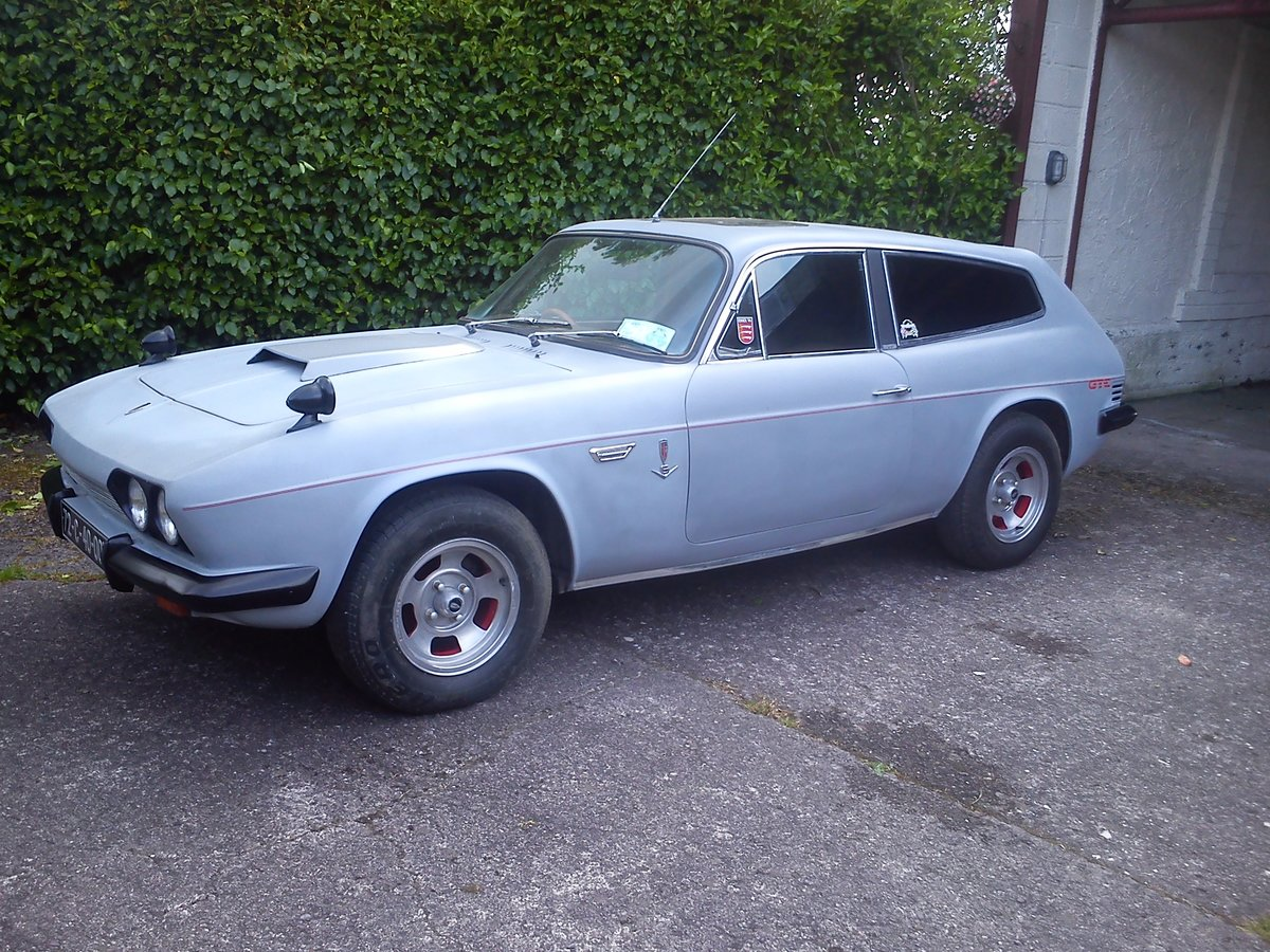 1972 Reliant Scimitar GTE For Sale (picture 3 of 6)