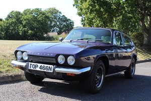 Reliant Scimitar GTE Auto 1974 - To be auctioned 25-10-19