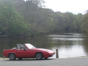 1986 Reliant Scimitar SS1 For Sale