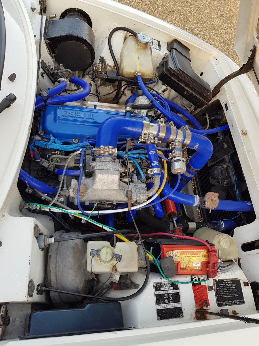 1991 Reliant Scimitar Sabre 1800Ti For Sale (picture 4 of 6)