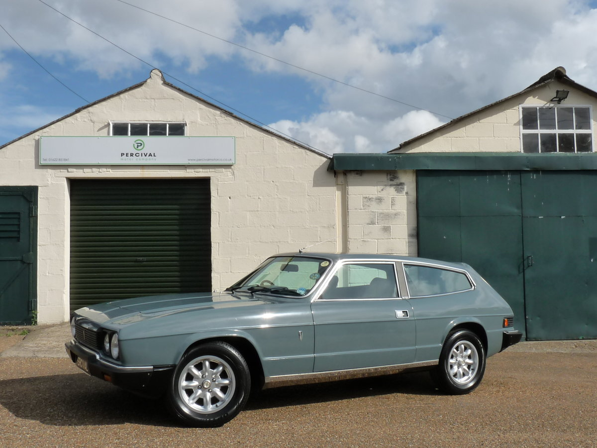 1977 Reliant Scimitar GTE automatic, 46,000 miles, SOLD For Sale (picture 1 of 6)