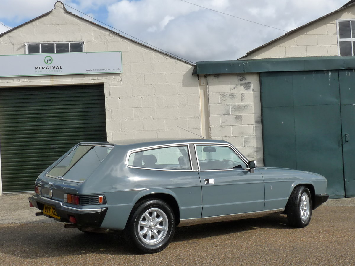 1977 Reliant Scimitar GTE automatic, 46,000 miles, SOLD For Sale (picture 2 of 6)