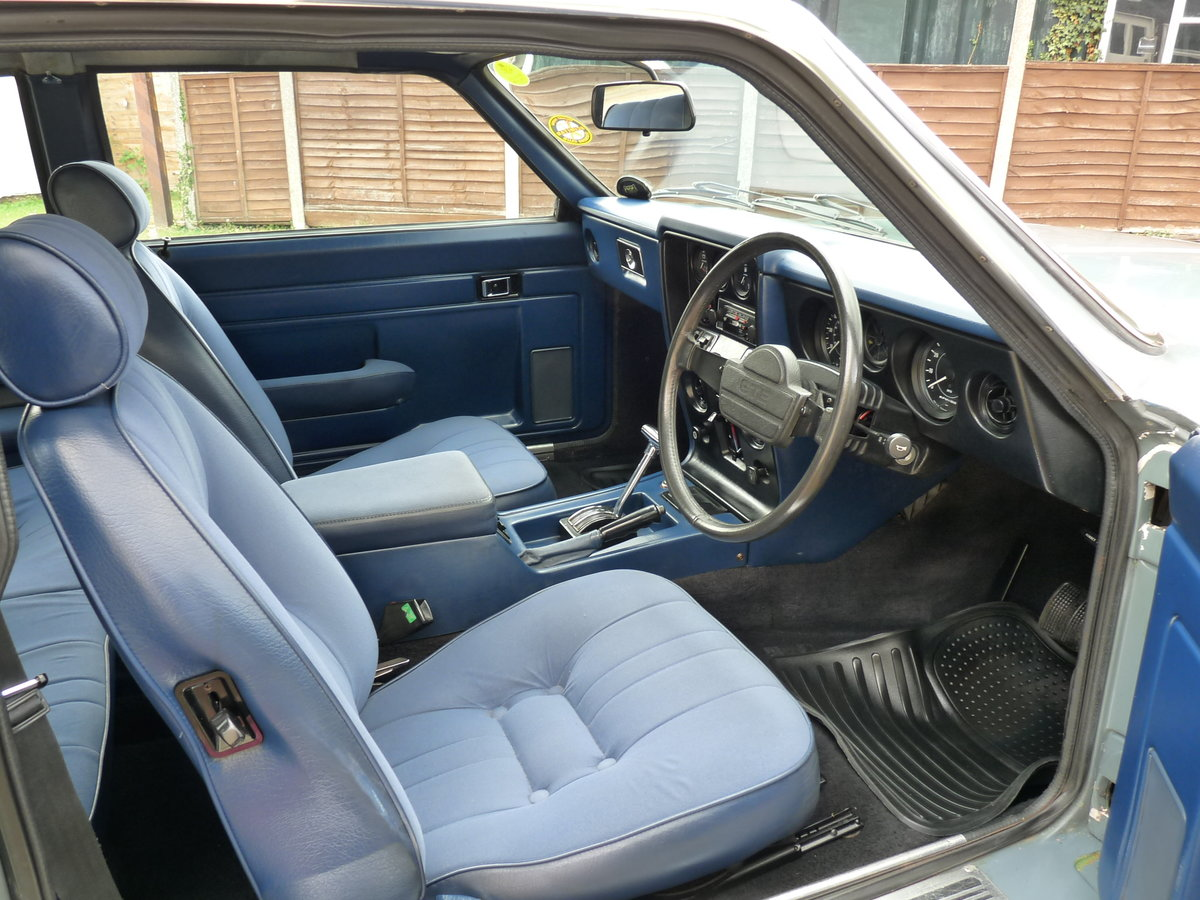 1977 Reliant Scimitar GTE automatic, 46,000 miles, SOLD For Sale (picture 3 of 6)
