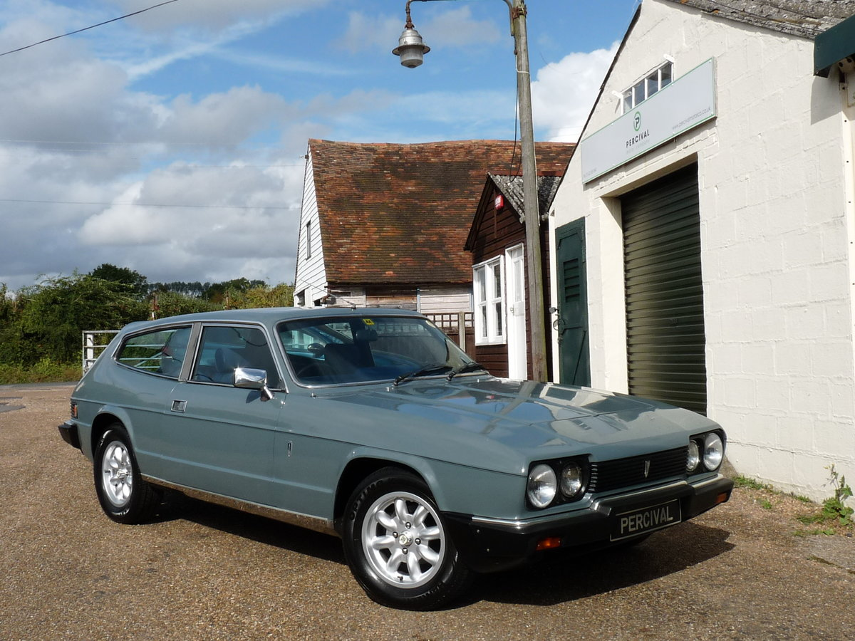 1977 Reliant Scimitar GTE automatic, 46,000 miles, SOLD For Sale (picture 5 of 6)