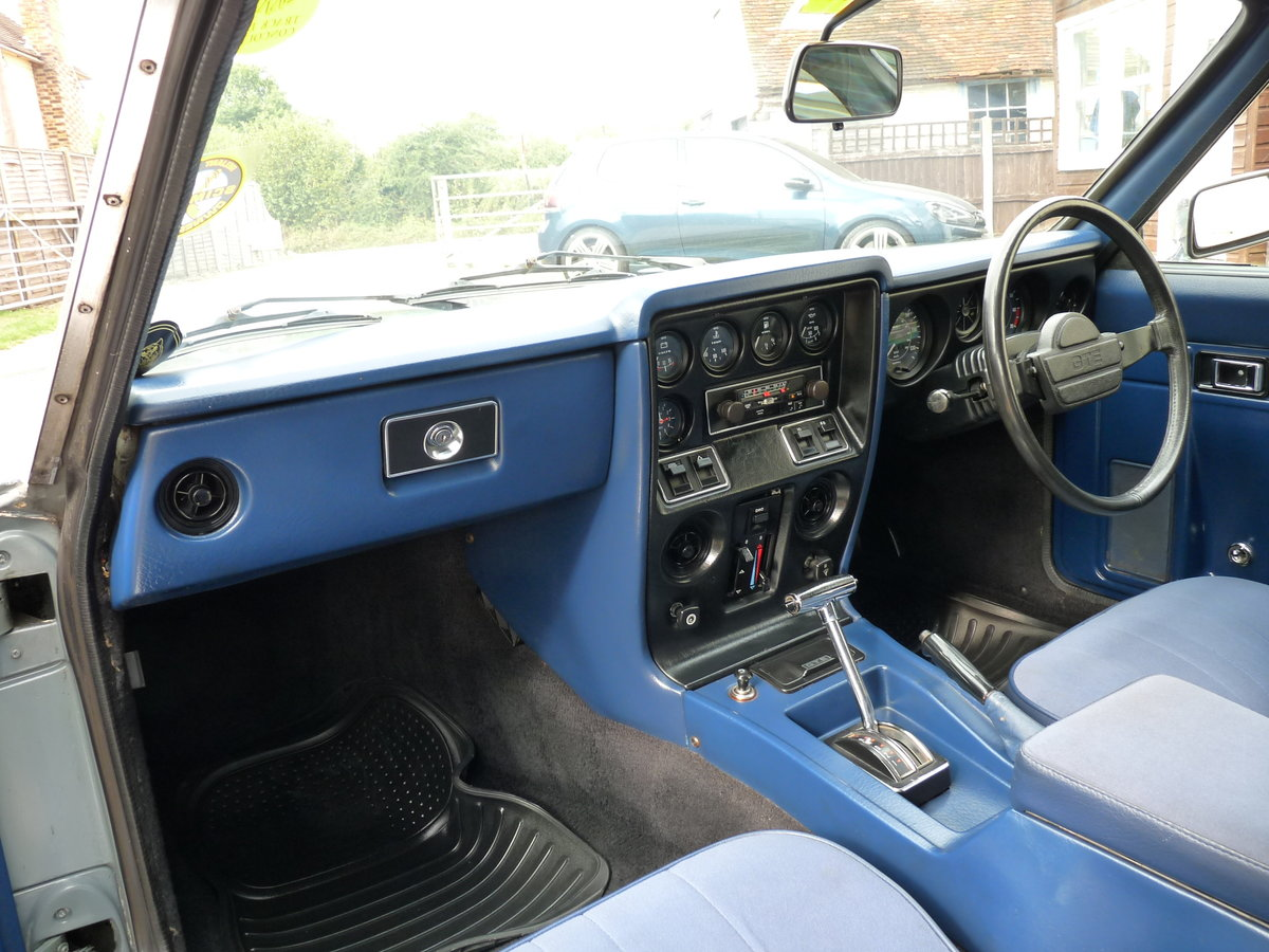 1977 Reliant Scimitar GTE automatic, 46,000 miles, SOLD For Sale (picture 6 of 6)