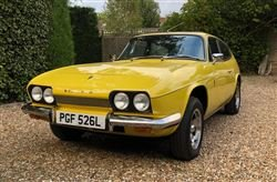 1973 Scimitar GTE - Barons Sandown Pk Saturday 26th October 2019