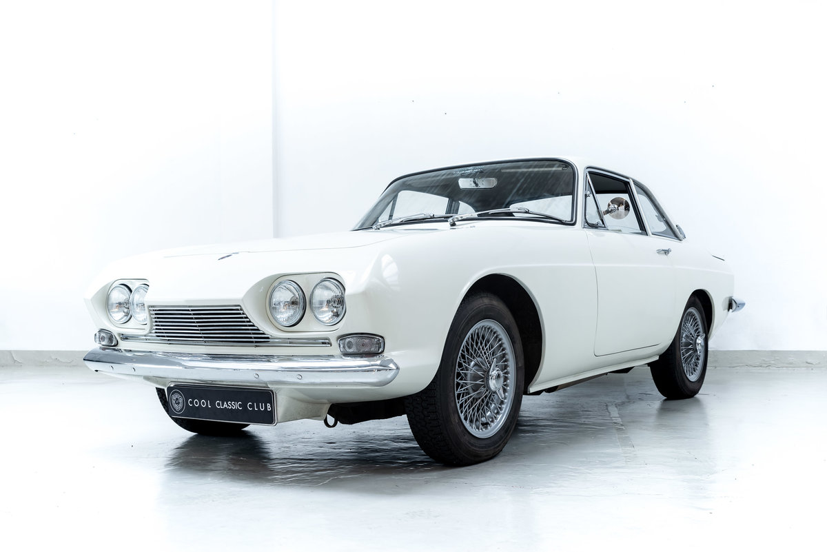 1966 Reliant Scimitar GT - Fully Restored - MINT For Sale (picture 1 of 6)