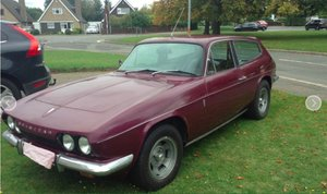 1972 Reliant Scimitar se5a manual overdrive For Sale