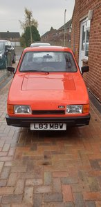 1994 Robin reliant LX 850 For Sale