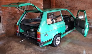 1992 Robin Reliant, Good condition, low mileage For Sale