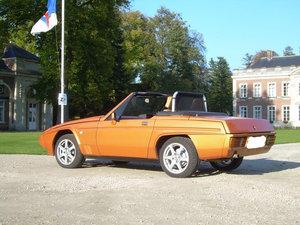 1986 Stunning  Reliant Scimitar 1800ti RHD