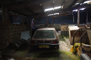 1976 Reliant Scimitar for restoration