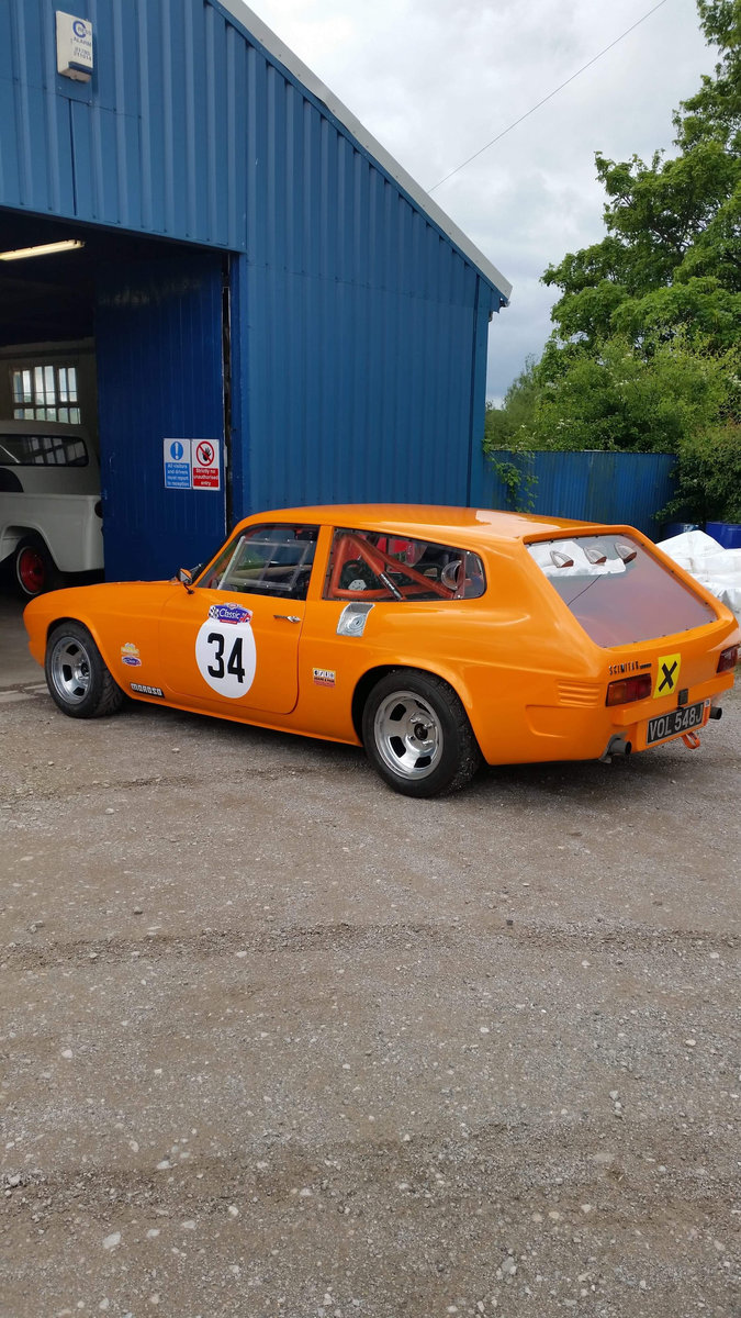 1970 Reliant Scimitar race car For Sale (picture 1 of 6)